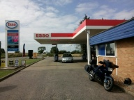 20150816 - fuel stop in Warmington (1) Select this image to see a larger version.